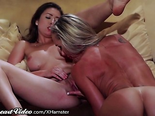 Brandi love with lesbians that would